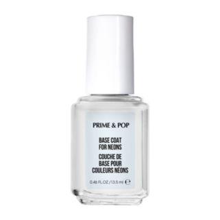 essie Prime & Pop Base Coat For Neons Nail Polish