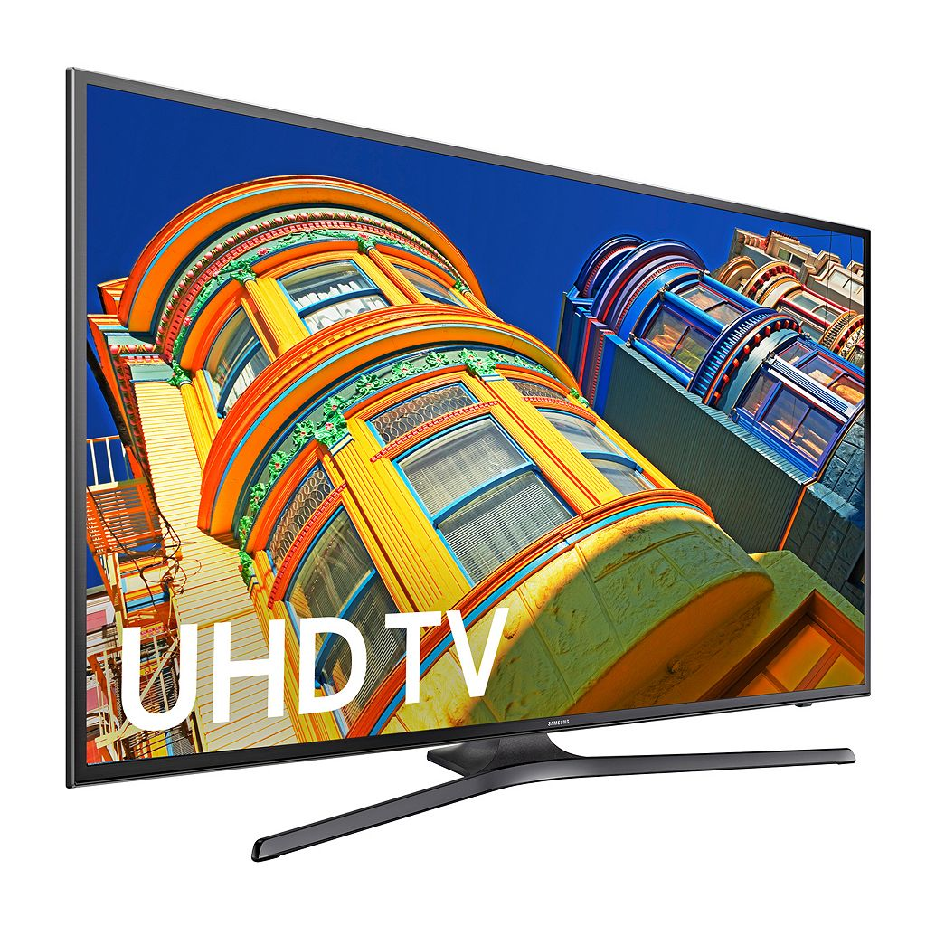 Samsung 55-Inch Slim 4K Ultra HD 120Hz LED Smart TV (KU6300)