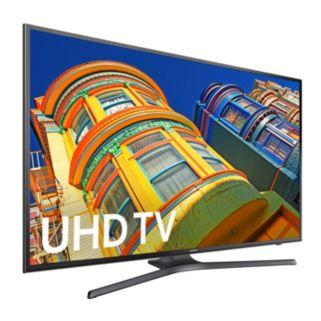 Samsung 55-Inch Slim 4K Ultra HD 120Hz LED Smart TV (KU6300)