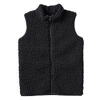 Boys 4-10 Jumping Beans® Sherpa Vest