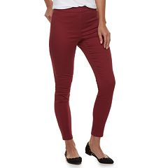 Women's Jennifer Lopez Midrise Skinny Jeggings