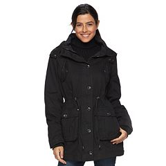 Women's Triple Star Hooded Anorak Jacket