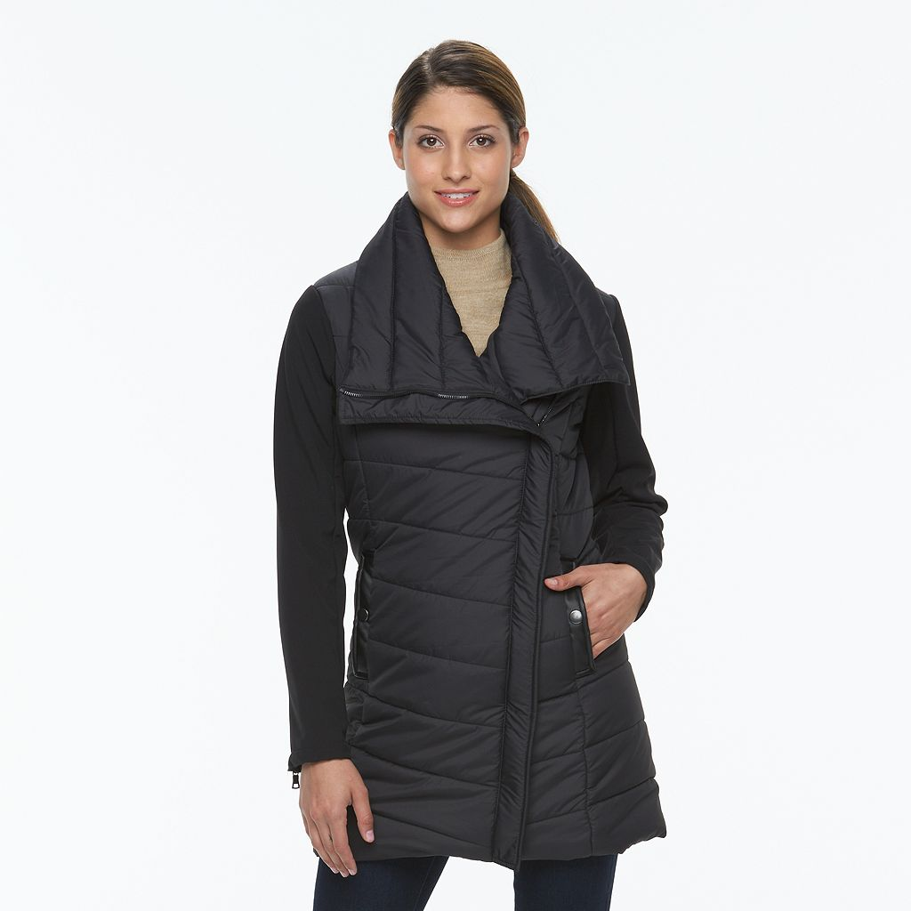 Women's Triple Star Bubble Quilted Jacket