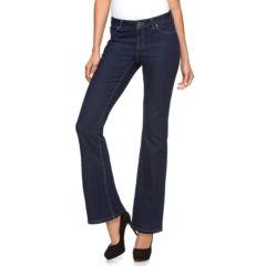 Womens Jennifer Lopez Bootcut Jeans - Bottoms, Clothing   Kohl's