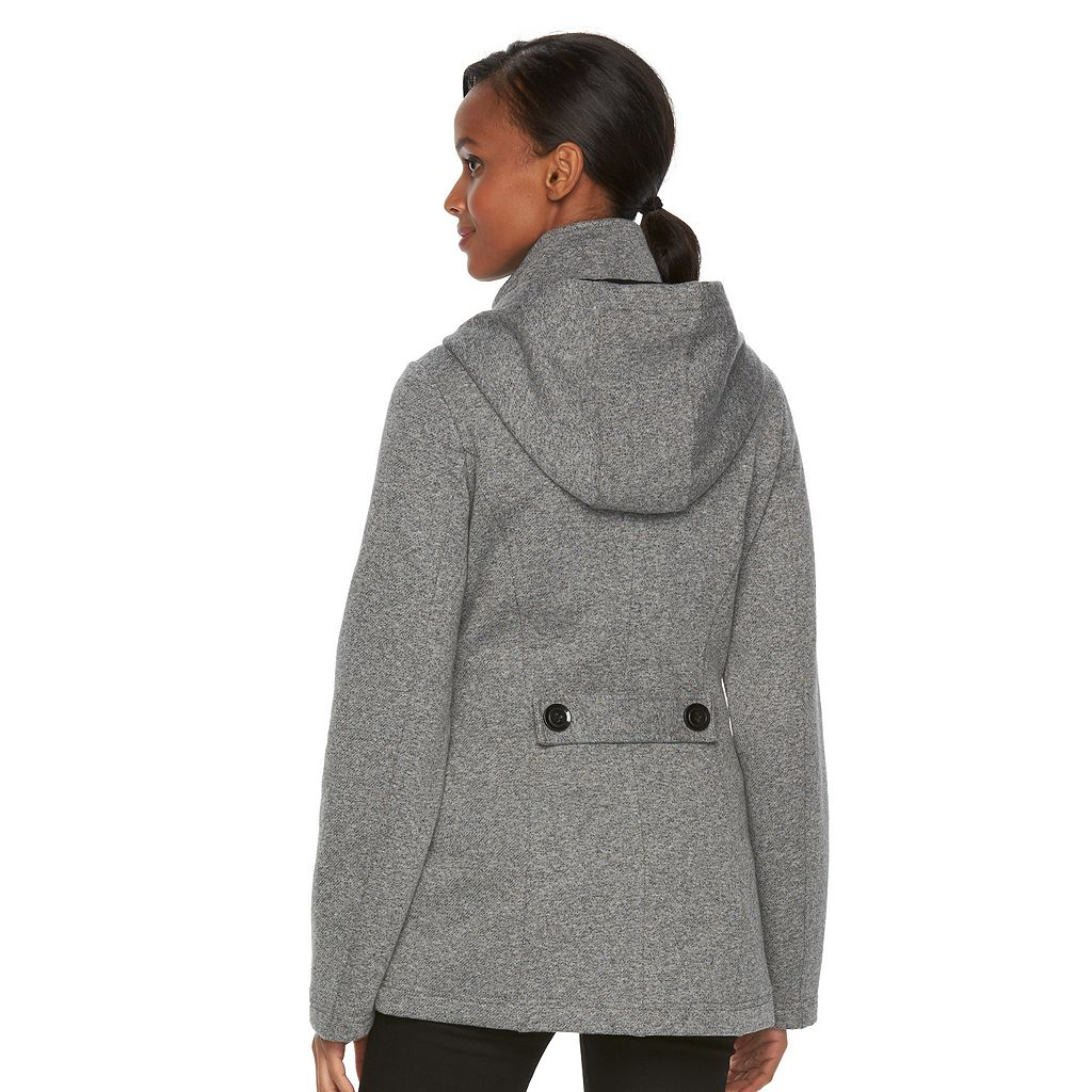 Women's SEB Hooded Toggle Fleece Jacket