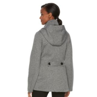 Women's SEB Hooded Toggle Fleece Jacket