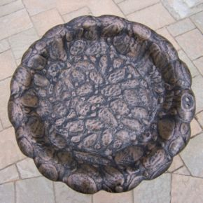 Faux Rock Bird Bath