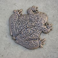 Frog Stepping Stone