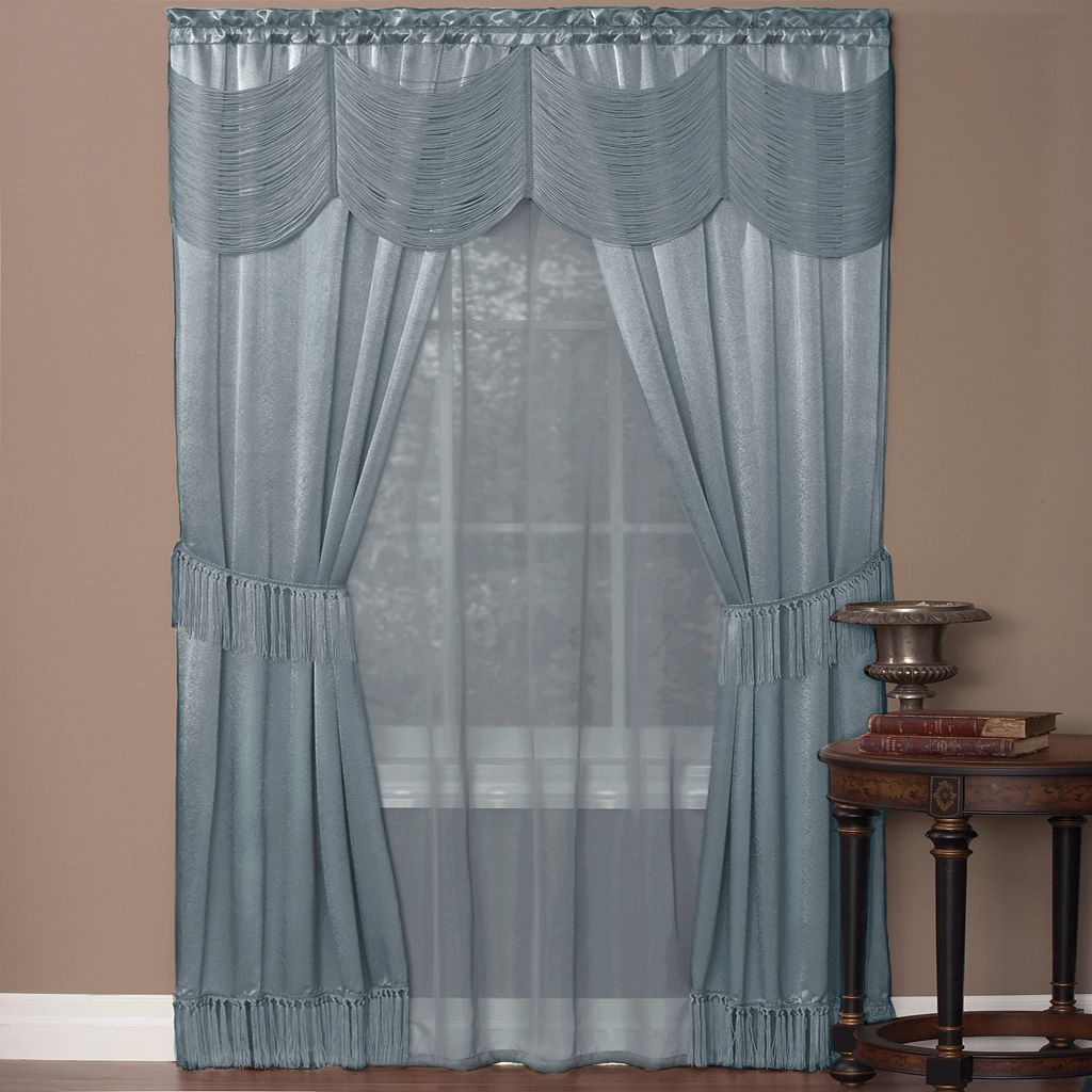 Halley Window Curtain Set