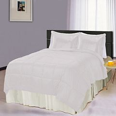 Perform Ultra Light 380 Thread Count Down Alternative Indoor Outdoor Comforter