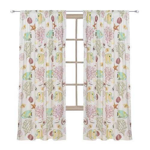 Calypso Window Curtain