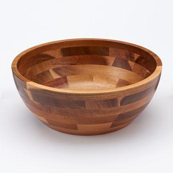 Food Network™ 11.75-in. Acacia Wood Serving Bowl
