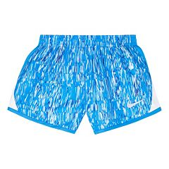 Girls 4 6x Nike Dri FIT 10K Sublimated Printed Shorts