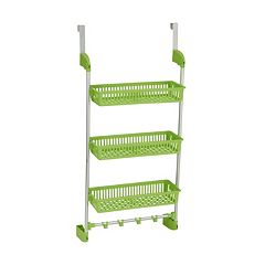 Household Essentials 3 Basket Over The Door Organizer