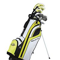 Teen Ray Cook Silver Ray Right Hand Complete Golf Clubs & Stand Bag Set