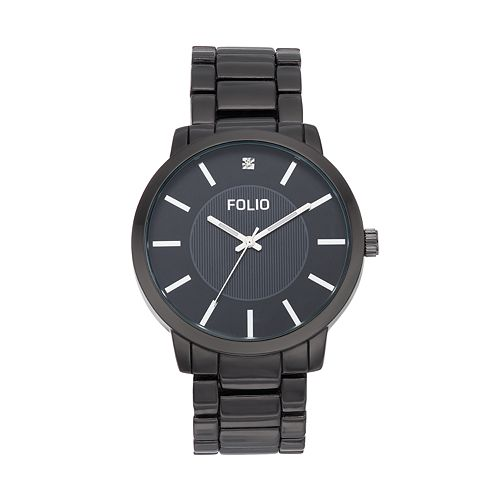 Folio Men's Diamond Watch
