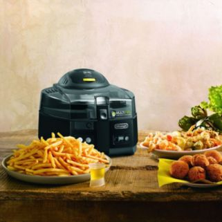 DeLonghi MultiFry Low Oil Air Fryer & Multi-Cooker