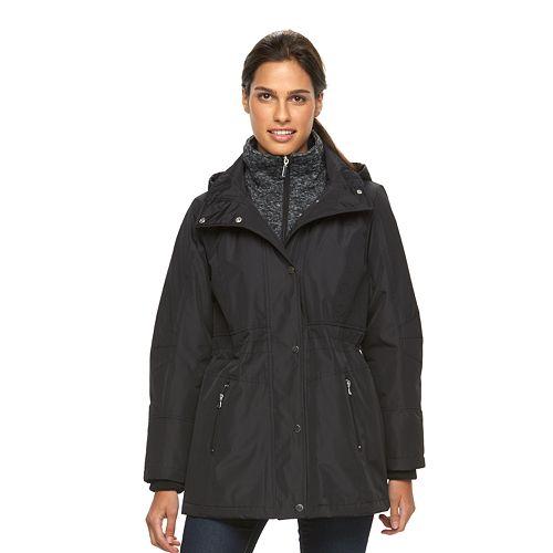 Women's SEB Hooded Anorak Jacket