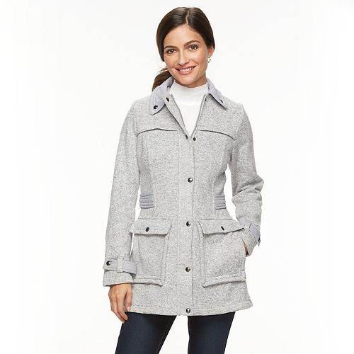 Women's Weathercast Fleece Walker Jacket