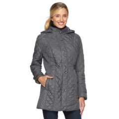 Womens Puffer Coats & Quilted Jackets | Kohl's