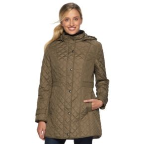 Women's Weathercast Quilted Jacket