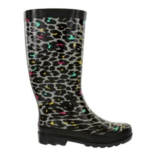 sugar Raffle Women's Waterproof Rain Boots