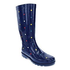 4a80d3e61209 sugar Raffle Women s Waterproof Rain Boots