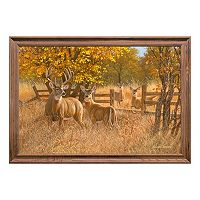 Reflective Art Ladies In Waiting Framed Wall Art
