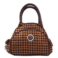 Kalencom Herringbone Continental Flair Bag