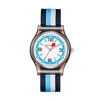 Red Balloon Kids' Striped Watch