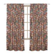 Alyssa 1-Panel Window Curtain