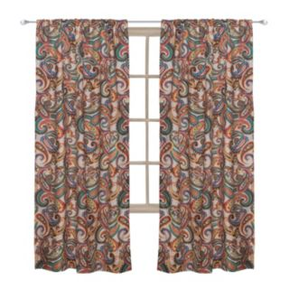 Alyssa 1-Panel Window Curtain