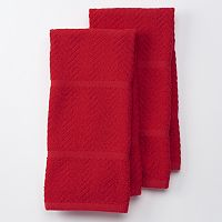 Cuisinart Chevron Kitchen Towel 2-pk.