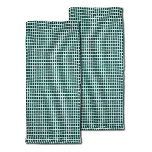 Cuisinart® Grid Kitchen Towel 2-pk.