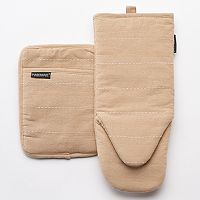Farberware Oven Mitt & Potholder Set