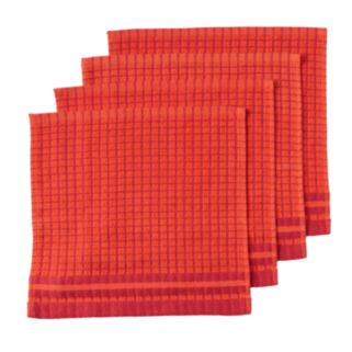 IMUSA Mini Check Dishcloth 4-pk.