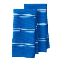 IMUSA Stripe Kitchen Towel 2-pk.