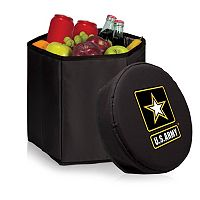 Picnic Time United States Army Collapsible Bongo Cooler