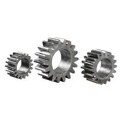 Gear Decorative Table Decor 3 pc Set