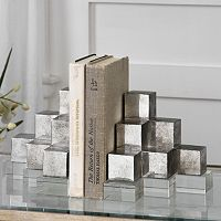 Valerio Bookends 2 pc Set