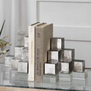 Valerio Bookends 2-piece Set