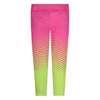 Girls 4-6x Nike Dri-FIT Skinny-Fit Wave Stripe Leggings