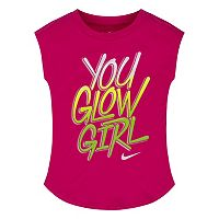 Girls 4-6x Nike Pink