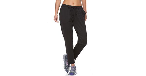 Women S Tek Gear 174 On The Go Knit Yoga Pants