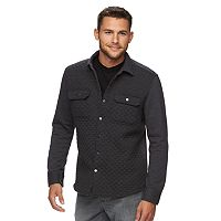 Men's Marc Anthony Slim-Fit Knit Shirt Jacket