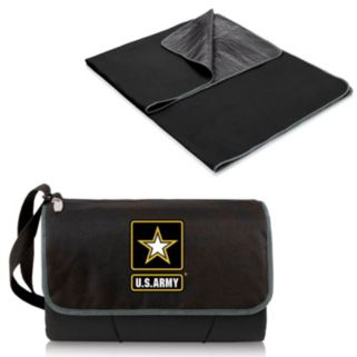 Picnic Time United States Army Picnic Blanket Tote