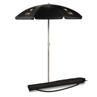 Picnic Time United States Army Portable Umbrella
