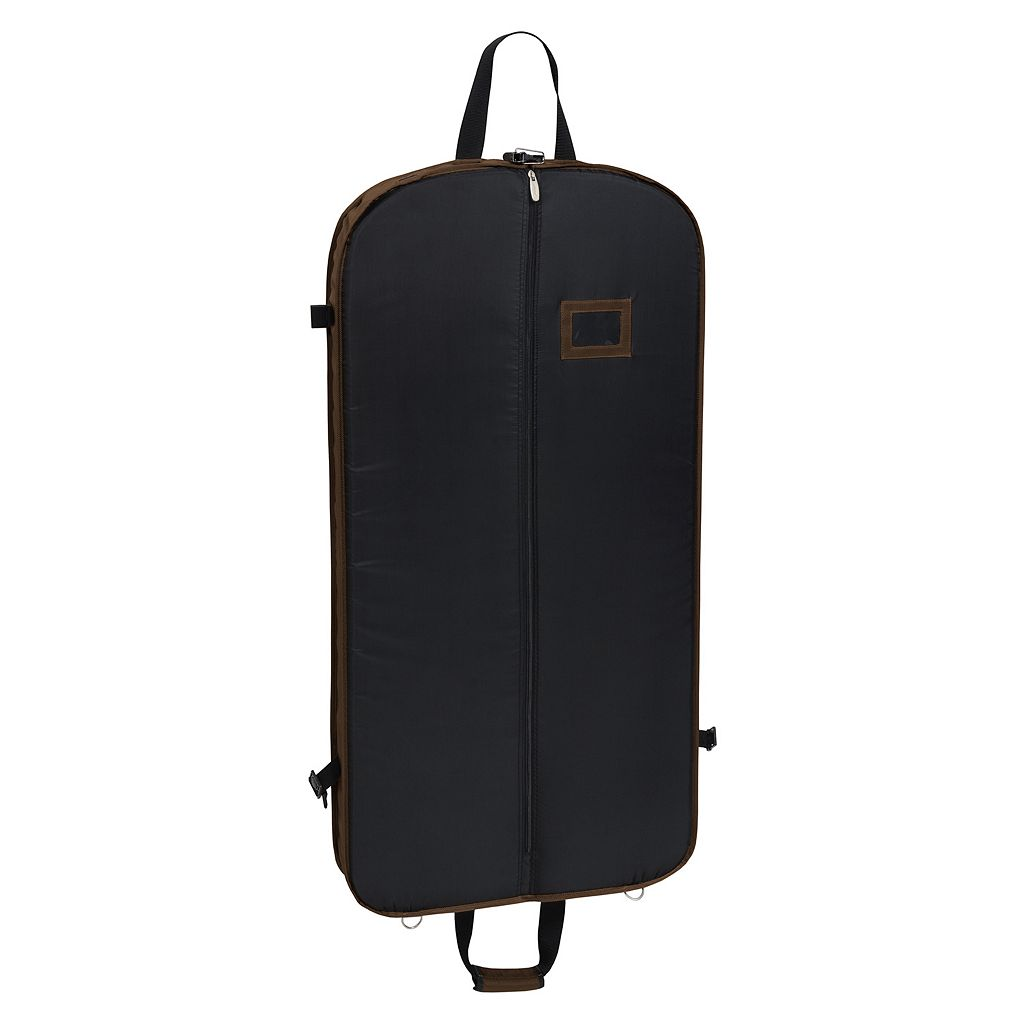 WallyBags Shoulder Strap Garment Bag