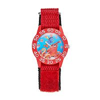 Disney / Pixar Finding Dory, Nemo & Hank Kids' Time Teacher Watch