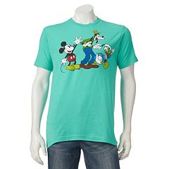 Men's Disney's Mickey Mouse Gang Tee